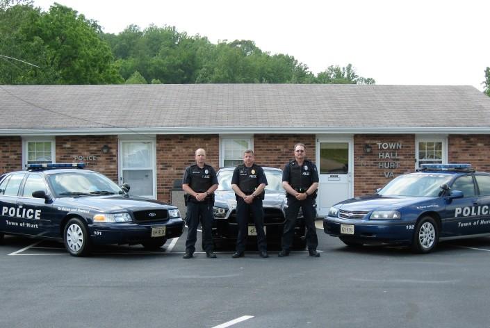 Hurt Police Department