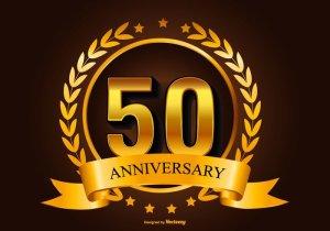 golden-50th-anniversary-illustration-vector
