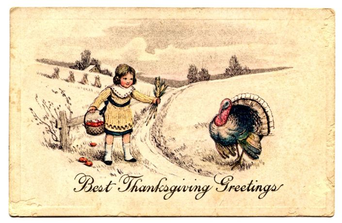 Thanksgiving Greetings 2