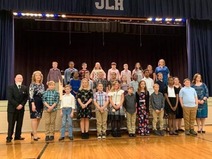 JLHES JR BETA Induction 10292019